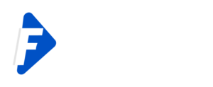 Moving Forward Small Business Logo - White