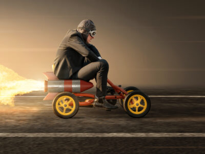 Speed Up Your Leadership to Skyrocket Your Small Business – PART 3