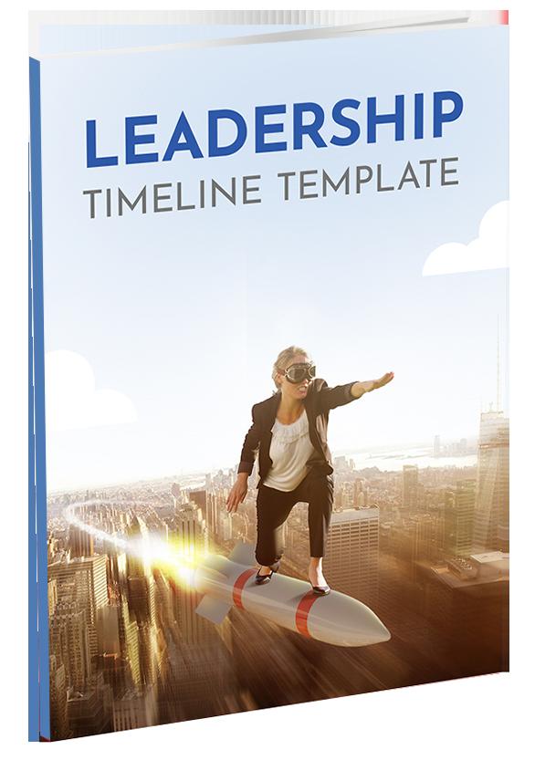 Leadership Timeline Template