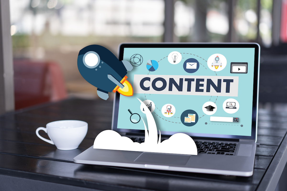 Skyrocket Your Website Ranking and Win New Leads with a Content Hub Strategy