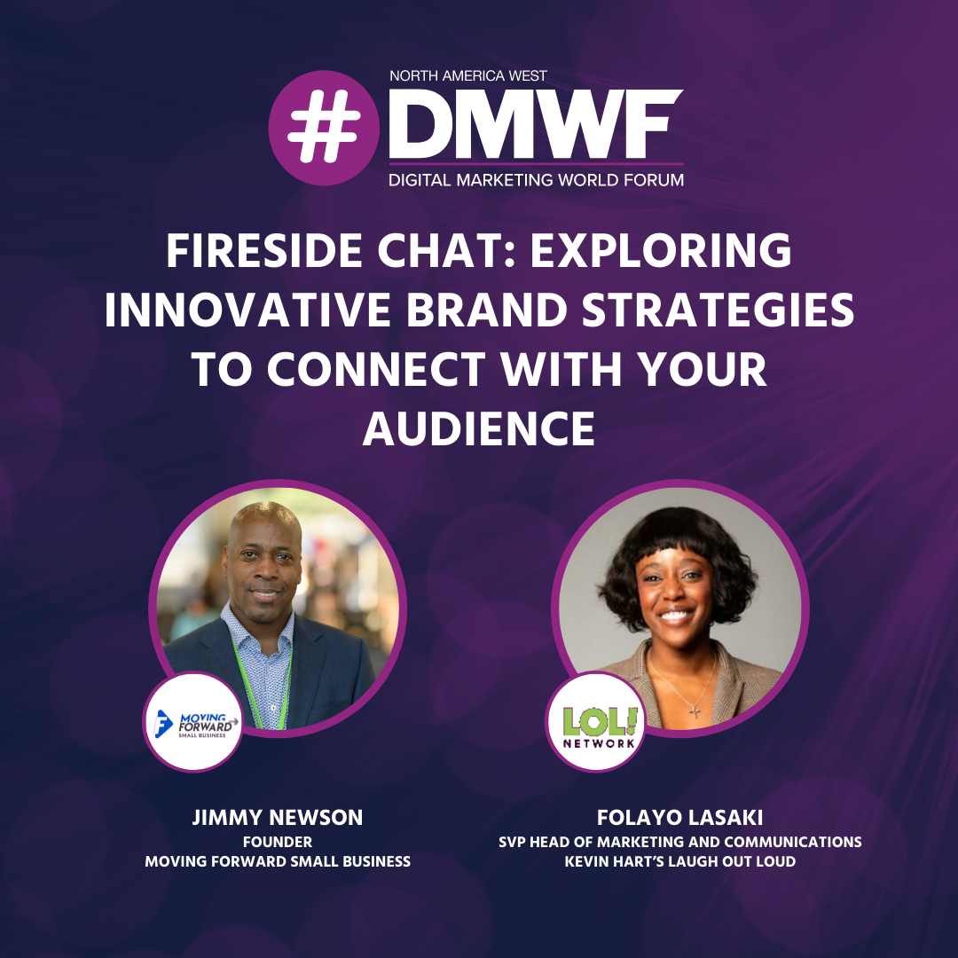 Fireside Chat: Exploring Innovative Brand Strategies to Connect with Your Audience